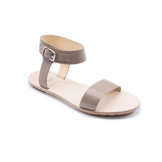 Brunello Cucinelli Womens Brown Leather Sandals Size 41 / 11