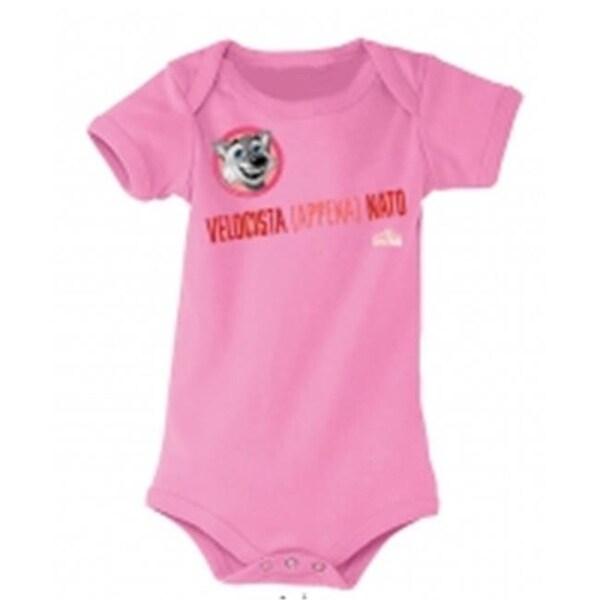 Giro Italia BBPINK36 Baby Sleep Suit, Pink - 3-6 Months