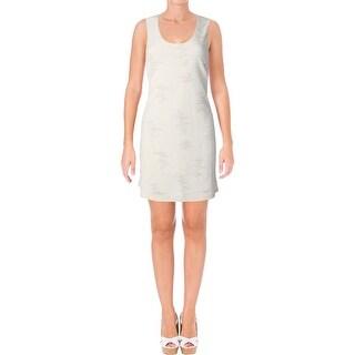 Rachel Rachel Roy Womens Casual Dress Distressed Sleeveless