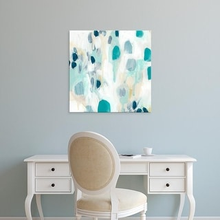 Easy Art Prints June Erica Vess's 'Sky Pebbles II' Premium Canvas Art