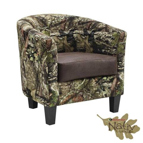 The Mossy Oak Nativ Living Chair