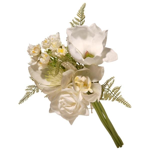 "13"" Cream Magnolia Bundle - N/A"