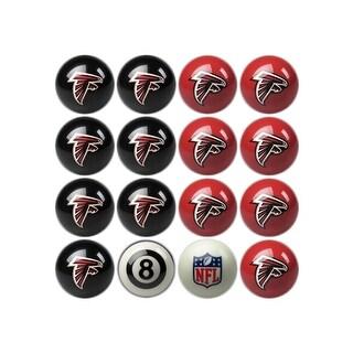 NFL Atlanta Falcons Home vs. Away Team Billiard Pool Ball Set