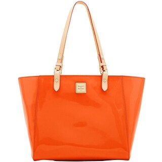 Dooney & Bourke Patent Large Janie Tote (Introduced by Dooney & Bourke at $268 in Feb 2018)