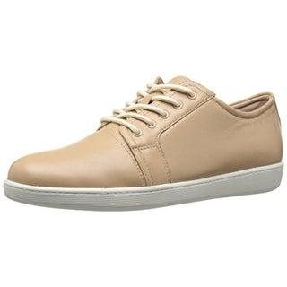 Trotters Womens Arizona Leather Lace-Up Fashion Sneakers - 10 medium (b,m)