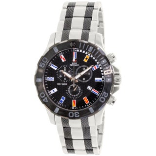 Swiss Precimax Men's Armada Pro SP13054 Two-Tone Stainless-Steel Dress Watch