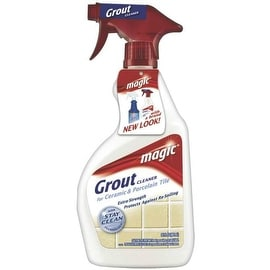 Magic 3052 Grout Cleaner for Ceramic and Porcelain Tile, 30 Oz
