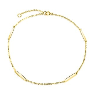 Bling Jewelry Gold Plated 925 Silver Bars Adjustable Ankle Bracelet 9in https://ak1.ostkcdn.com/images/products/is/images/direct/d2df08b06257465447222b348aec4937f9ca11e5/Bling-Jewelry-Gold-Plated-925-Silver-Bars-Adjustable-Ankle-Bracelet-9in.jpg?impolicy=medium
