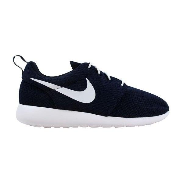 Nike Roshe One Obsidian/White Men's 511881-423 Size 10.5 ...