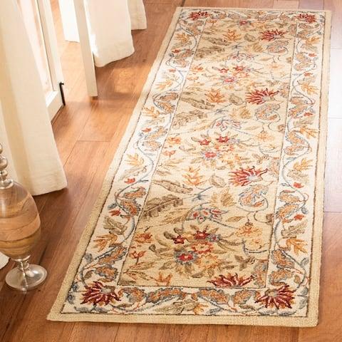 Safavieh Hand-hooked Chelsea Ashlyn Country Oriental Wool Rug
