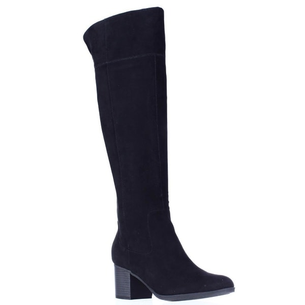 Indigo Rd Oneal Over-The-Knee Boots, Black