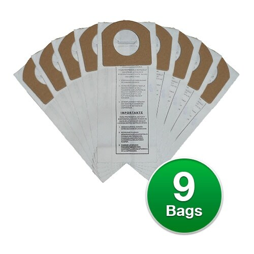 Replacement Vacuum Bag For Dirt Devil 3103075001 / 122SW (3-Pack) Replacement Vacuum Bag