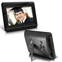 Aluratek Adpf07sf 7 Inch Digital Photo Frame With Auto Slideshow Feature