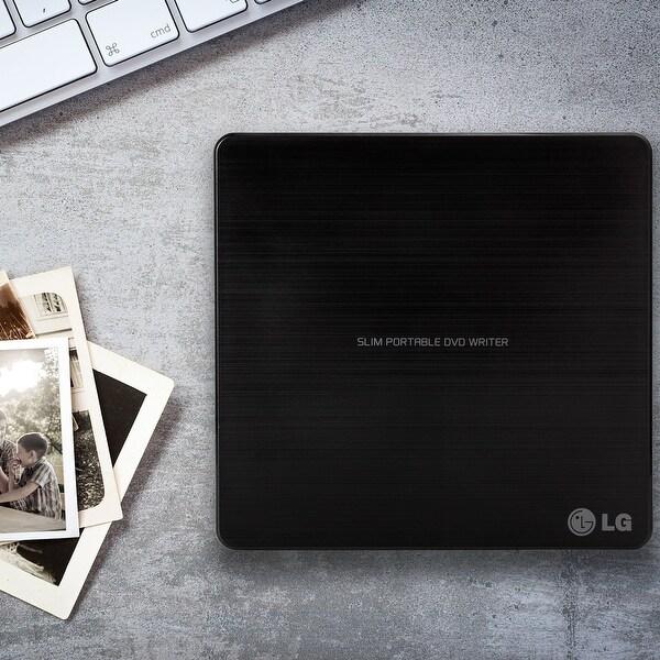 LG Gp65nw60 DVD-Writer White Retail Pack