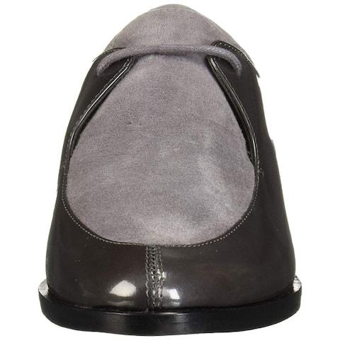 Aerosoles Womens East Village Leather Closed Toe Oxfords