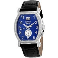 Roberto Bianci 0.57ct Diamonds Women's Medellin RB18600 Blue Dial watch