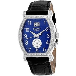 Roberto Bianci 0.57ct Diamonds Women's Medellin RB18600 Blue Dial watch