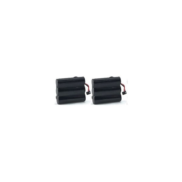 New Replacement Battery 5-2450 For GE/RCA Cordless Phones Handsets ( 2 Pack )