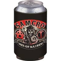 Sons of Anarchy SAMCRO Can Koozie - Multi