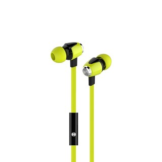 HyperGear dBm Wave Earphones w/Mic 3.5mm (Option: Green)