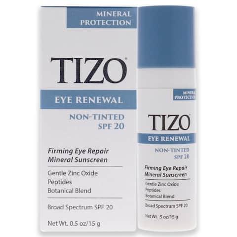 Tizo Eye Renewal Non-Tinted Spf 20 Sunscreen 0 5 Oz