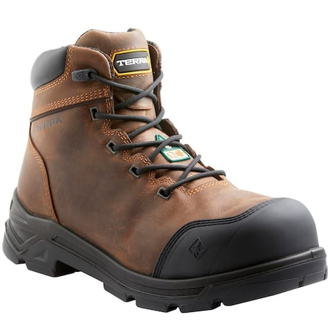 672be3207a1 Buy Terra Men's Boots Online at Overstock | Our Best Men's Shoes Deals