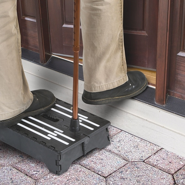 Shop Portable Folding Riser Step Reach Items With Ease