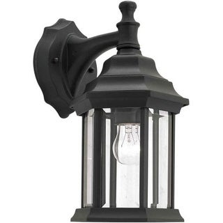 Forte Lighting 1715-01 Outdoor Wall Sconce from the Exterior Lighting Collection