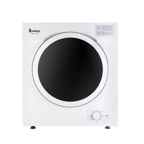 ZOKOP 5.5kg Household Dryer Portable Dryer