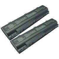 Battery for HP HSTNN-IB17 (2-Pack) Laptop Battery