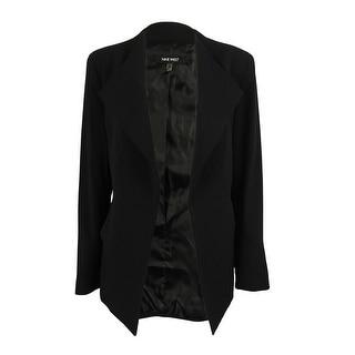 Nine West Women's Open Front Jacket - 10