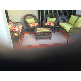 All-weather Settee Bench Cushion - 42 x 18