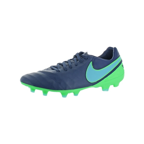 Nike Mens Tiempo Legacy II FG Cleats Soccer Athletic