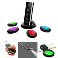 Wireless Alarm Key Finder/Item Locator 4-in1 Set
