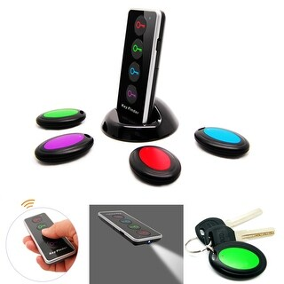 Wireless Alarm Key Finder/Item Locator 4-in1 Set