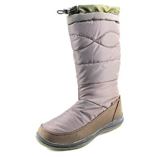 Kamik Lisbon Round Toe Synthetic Snow Boot