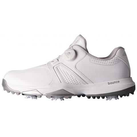 3c100a876d0a78 Adidas Men s 360 Traxion BOA White Golf Shoes Q44949 Q44953