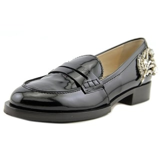 No.21 8609 Round Toe Synthetic Loafer
