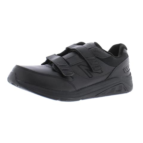 New Balance Mens 928 Walking Shoes Fitness Lifestyle - Black