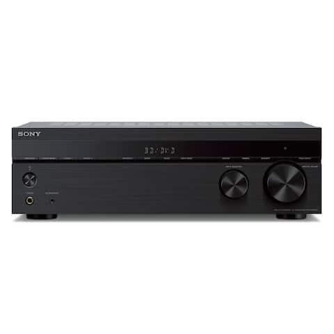 Sony STR-DH590 5.2 Multi-Channel 4K HDR AV Receiver with Bluetooth