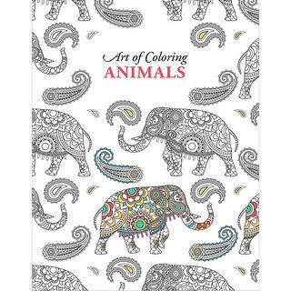 Leisure Arts-Art Of Coloring Animals