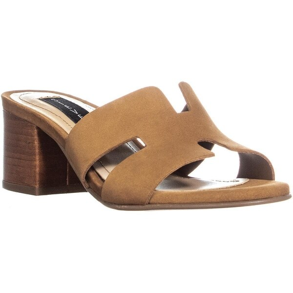 38814625858 Shop STEVEN Steve Madden Foreva Block Heel Sandals, Sand Nubuck ...