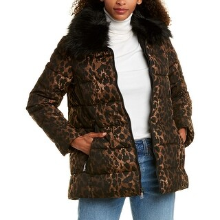 Link to Tahari Puffer Coat Similar Items in Women's Outerwear