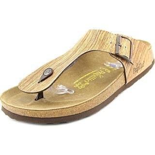 Papillio Ramses Open Toe Synthetic Thong Sandal