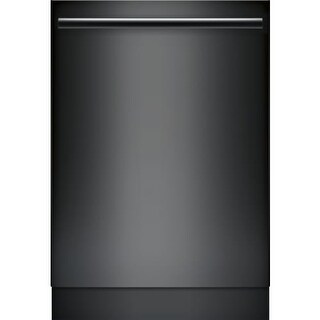 Bosch SHX878WD 24 Inch Wide 16 Place Setting Energy Star Built-In Fully Integrated Dishwasher with Bar Handle ExtraScrub and Eco