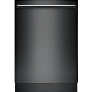 Bosch SHXM78W5 24 Inch Wide 16 Place Setting Energy Star Built-In Fully Integrated Dishwasher with Bar Handle and Eco Cycle