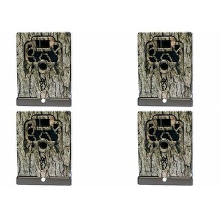 Browning Trail Cameras Locking Security Box for Game Cameras, 4 Pack