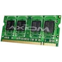 """""""Axion MA940G/A-AX Axiom 4GB DDR2 SDRAM Memory Module - 4GB (2 x 2GB) - 667MHz DDR2-667/PC2-5300 - DDR2 SDRAM - 200-pin SoDIMM"""""""