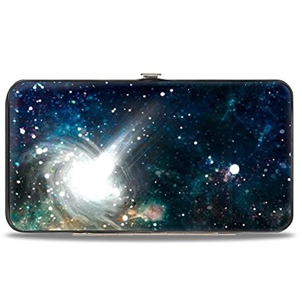 Buckle-Down Hinge Wallet - Galaxy