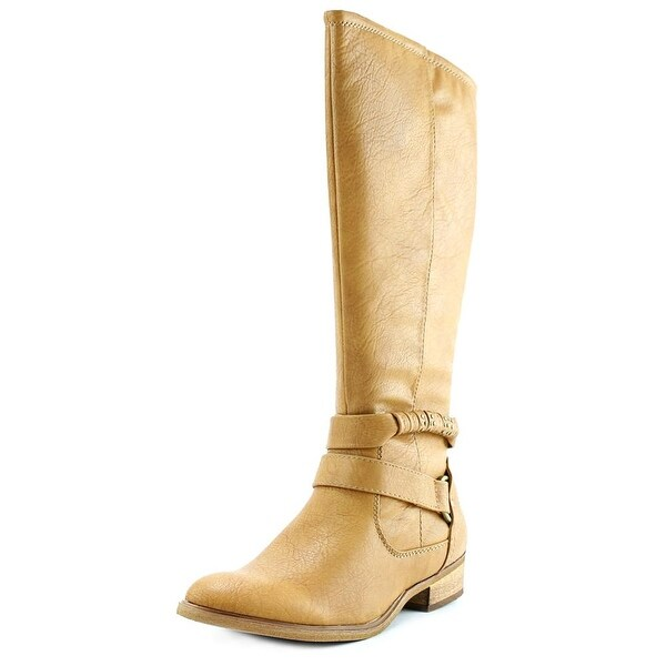 Baretraps Tatiana Women Round Toe Synthetic Knee High Boot